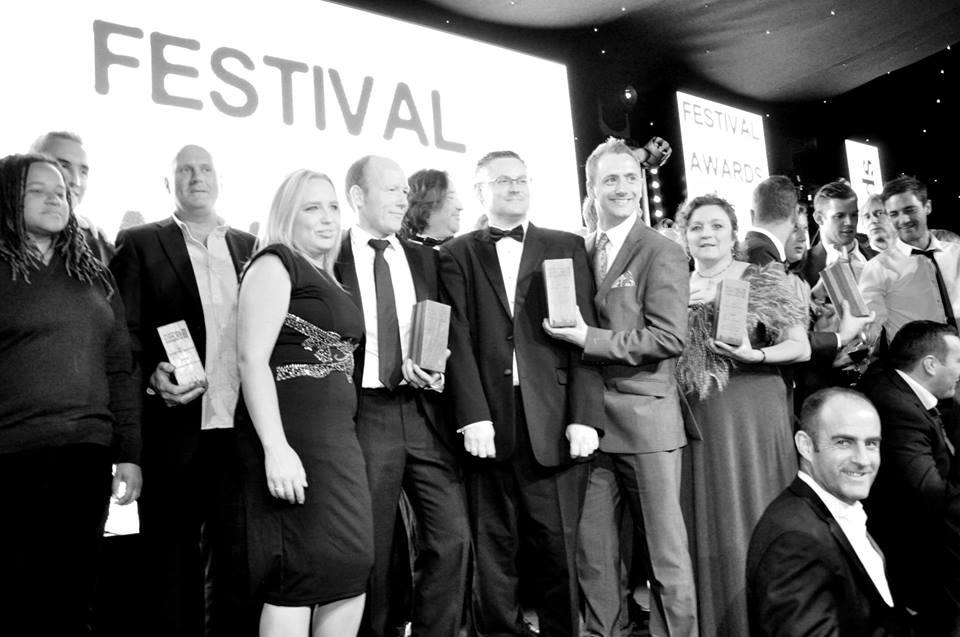 Festival Supplier Awards return to London in January 2016