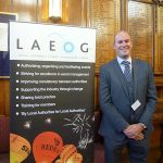 Andy Grove, Basingstoke and Deane Borough Council and LAEOG