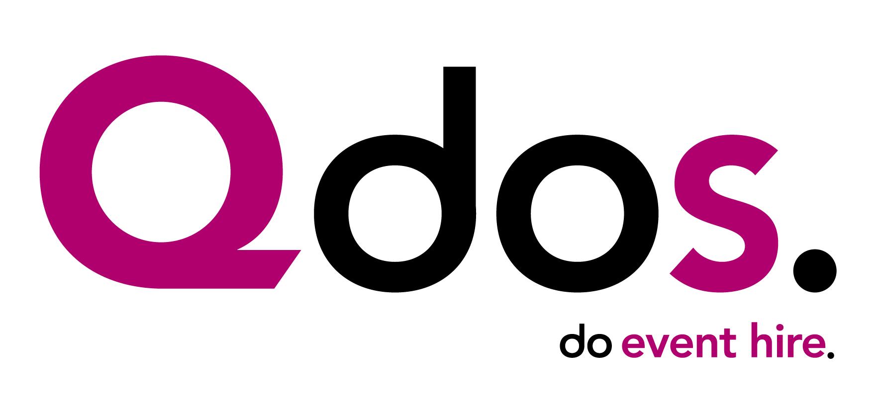 qdos do event hire logo