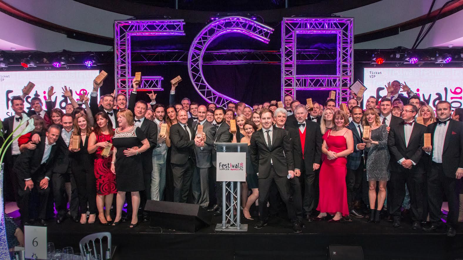 Festival Supplier Awards return for 2017