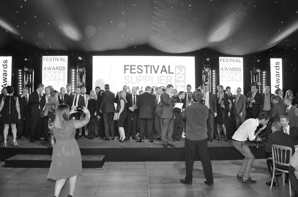 Impressive shortlist announced for Festival Supplier Awards 2016