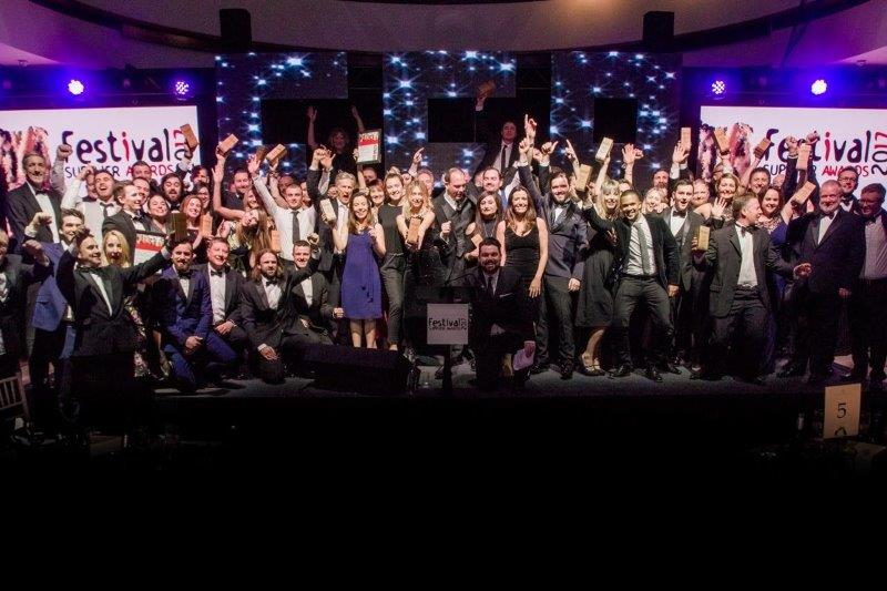 And the results are in: Festival Supplier Awards 2017 winners announced